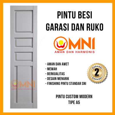 Produk Pintu Omni Pintu Custom A5